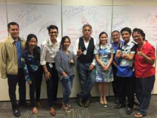 Graphic Facilitation for IAF, Philippines