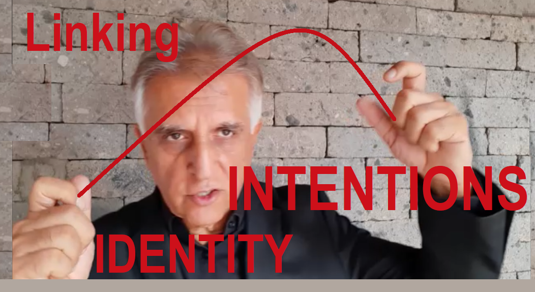 Linking IDENTITY to INTENTIONS